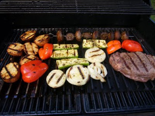 Dinner for TWO- Fill the Grill