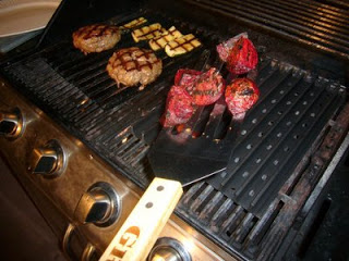 Grilled BEETS!