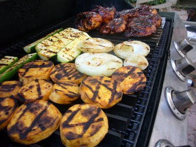 Healthier Grilling = Grill More, Eat Less!