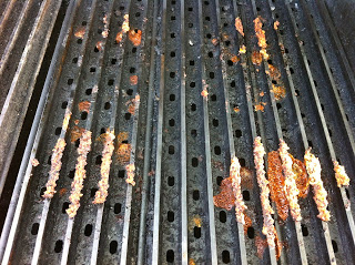 Ouch, I Stuck the Hamburgers on My GrillGrates Bad!