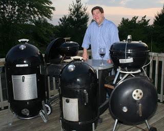 Meet GrillGrate Customer Craig Jones- Master of the Grill!