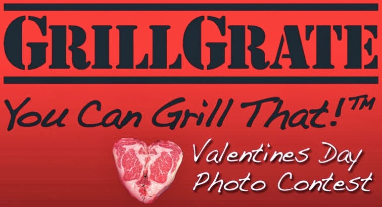 Two Original Grilled Desserts to Wow Your Sweetheart & A Valentine's Day Photo Contest for our Grate Customers.