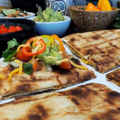 Cinco de Mayo Is The Perfect Time To Try Grilling Quesadillas