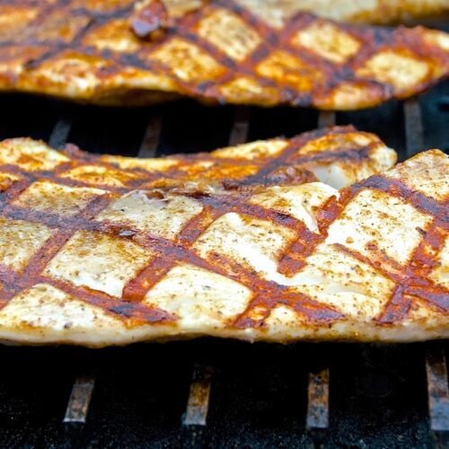Teach a Man to Grill a Fish and His Family Eats Well for a Lifetime!