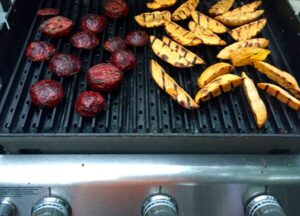 Safe & Healthy Grilling Tips