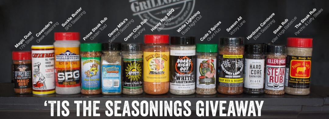 TIS The Seasonings!