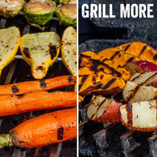 2018 Grilling Resolutions: GRILL MORE!