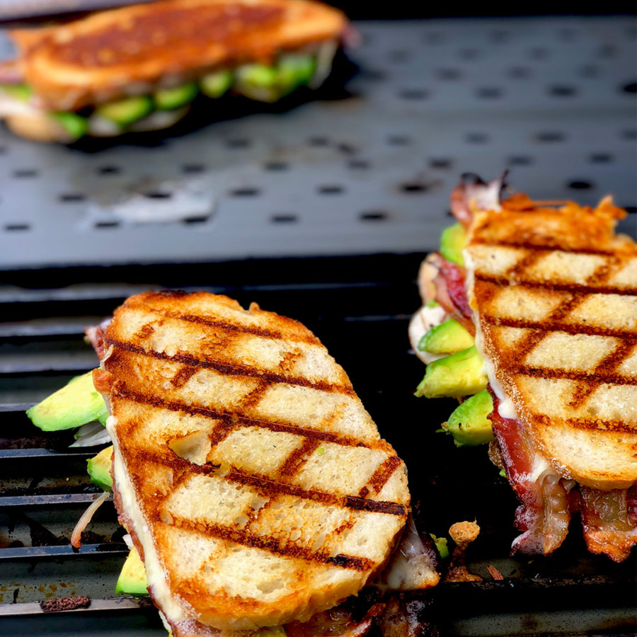 Grilled and Griddled Cheese Sandwiches 5 Ways