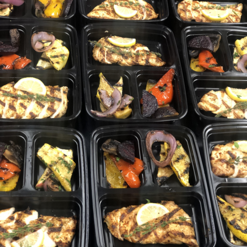 Meal Planning Has Gone to The Grills
