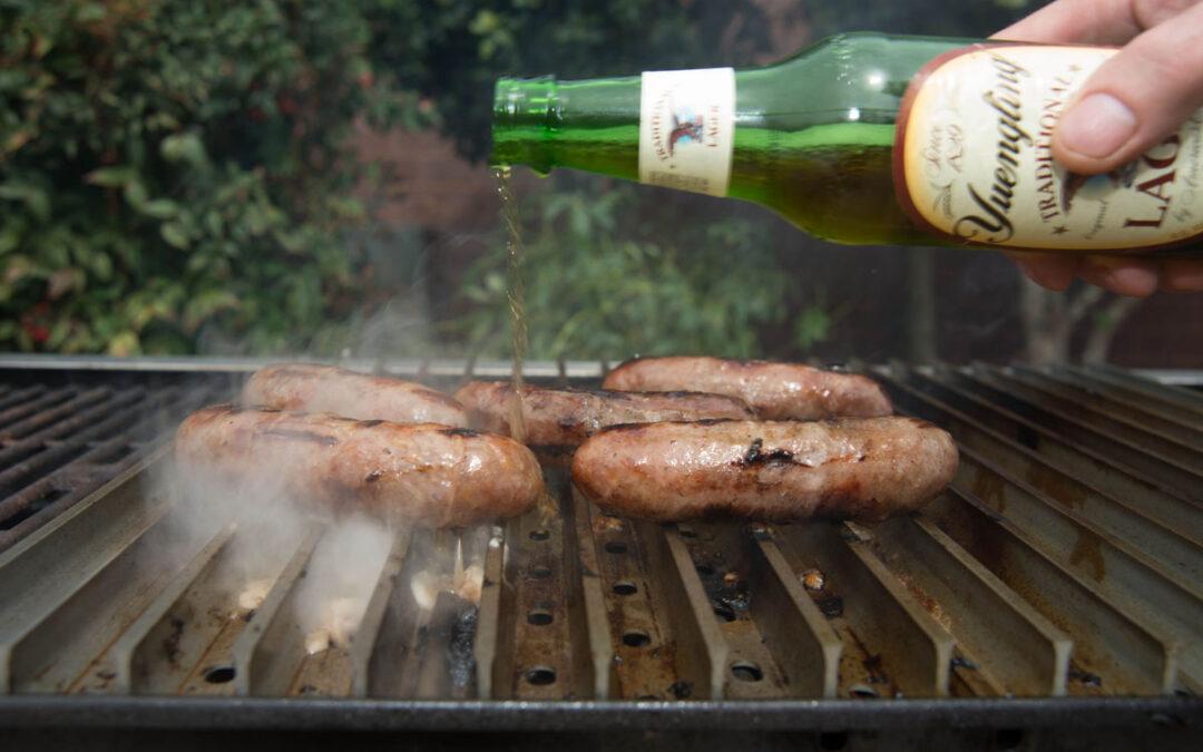 beer brat grillgrate flavor