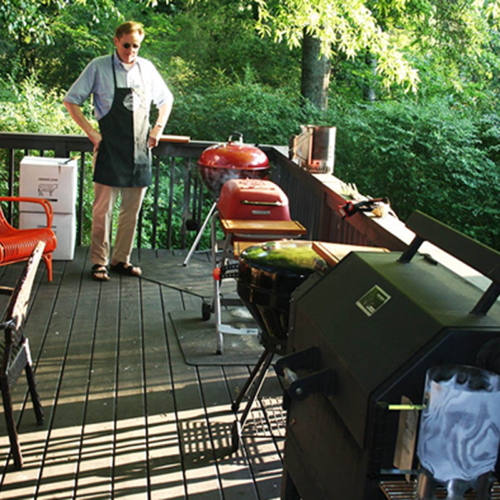 Hold Your Own Steak Cook-off in Your Backyard