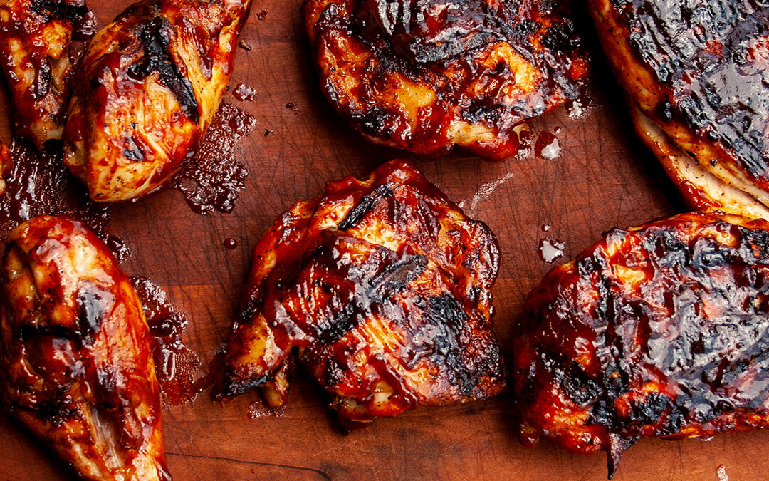 8 Ways to Grill Chicken