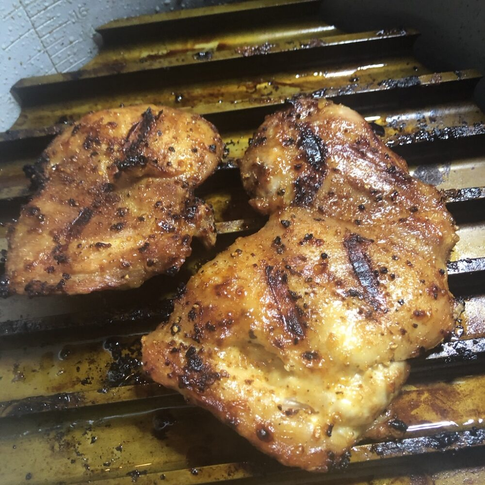 Grilled Chicken Cutlet