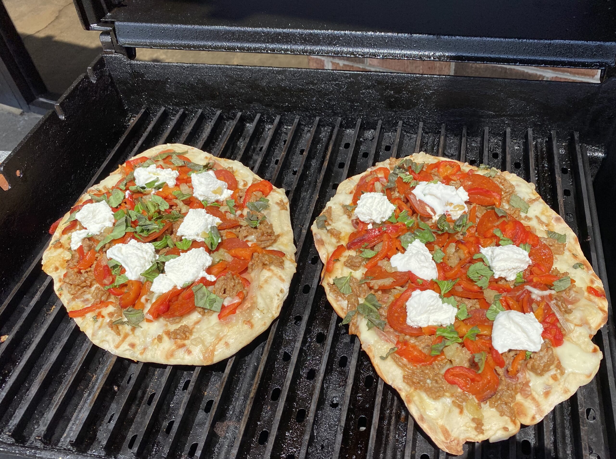 The Don Framptonio Pizza