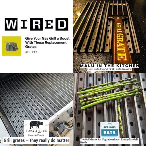 Recent GrillGrate Reviews