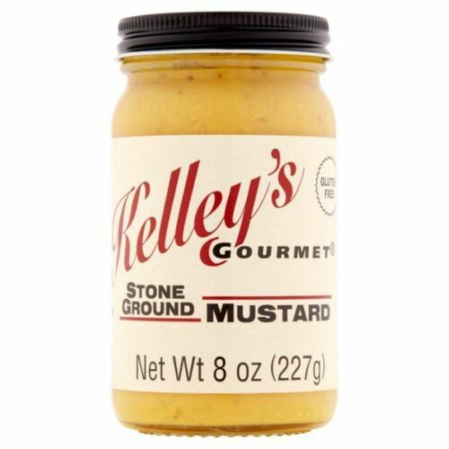 Kelly's Stone Ground Mustard