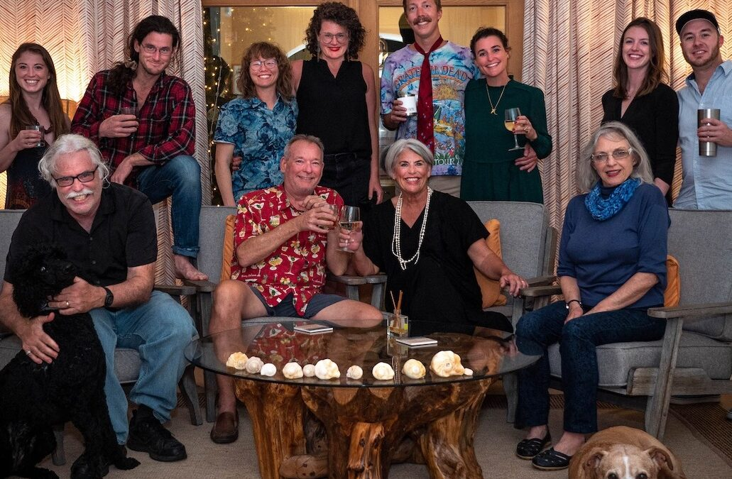 A Grate Christmas With Family & Friends