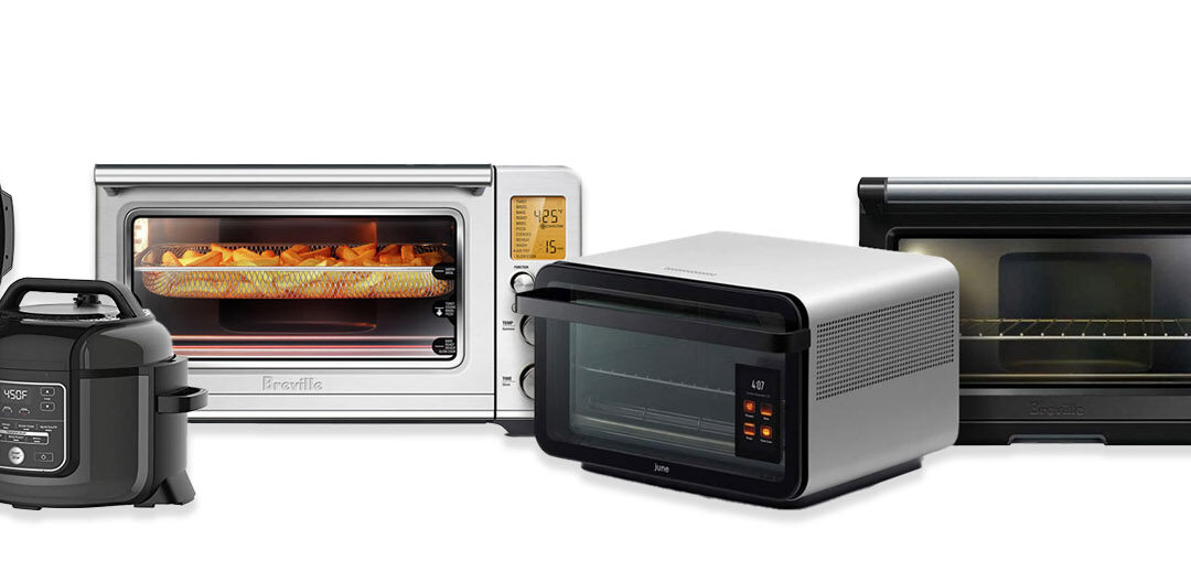 Indoor Grilling and Griddling with Air Fryers and Smart Ovens